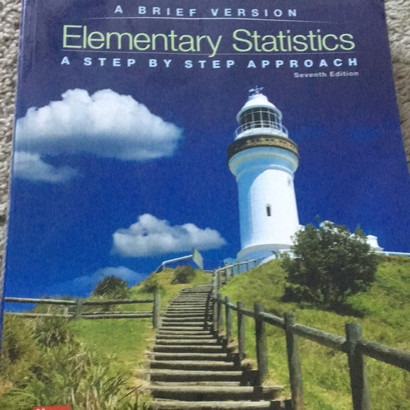 Elementary statistics by Allan g Bluman 7th edit